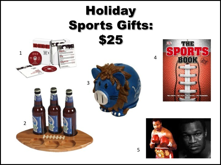 Holiday Sports Gifts for Any Budget - Quicken Loans Zing Blog