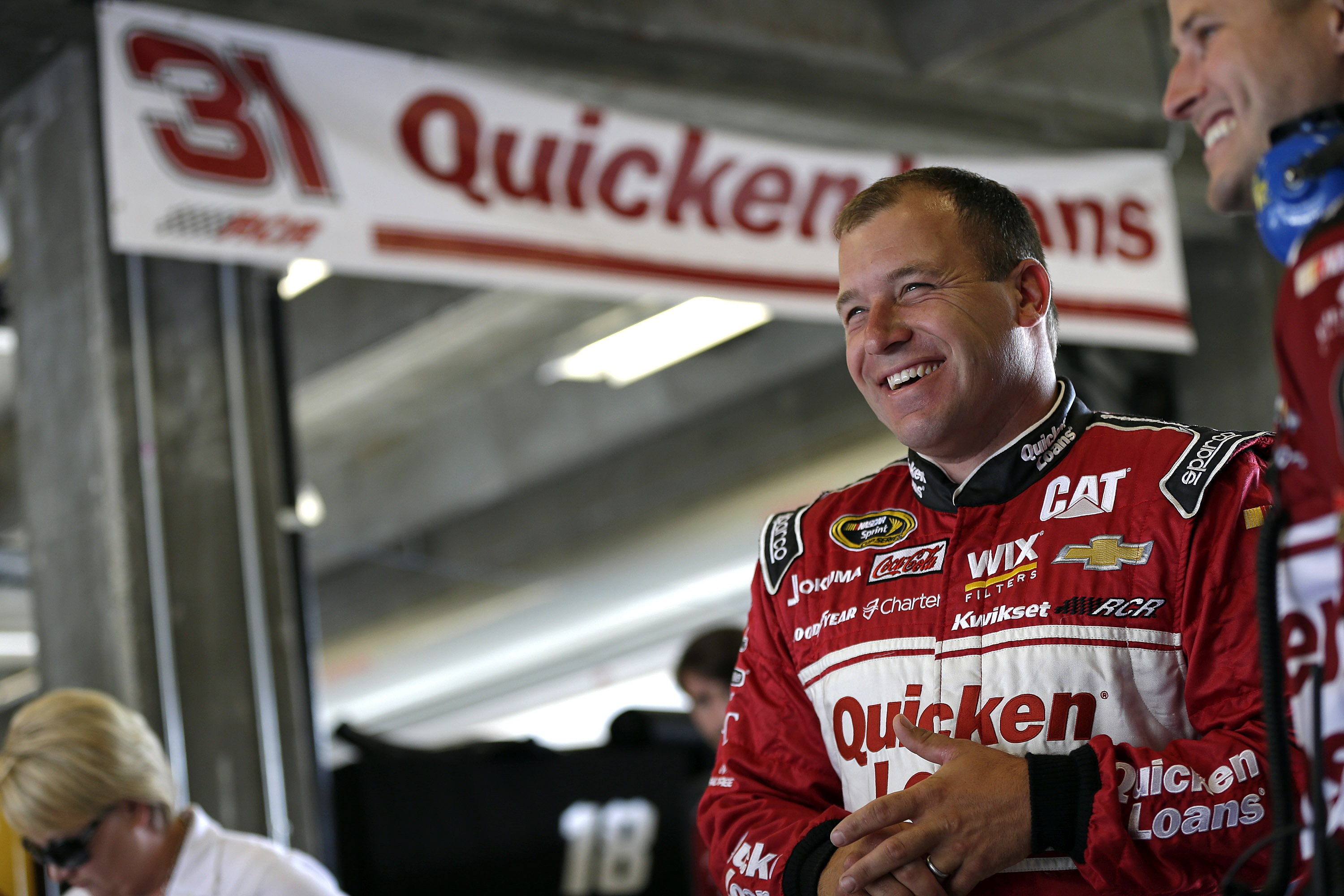 At Indianapolis Motor Speedway in Newman's Chase for the Sprint Cup - Quicken Loans Zing Blog