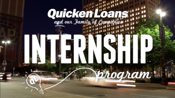 Image result for quicken loans intern