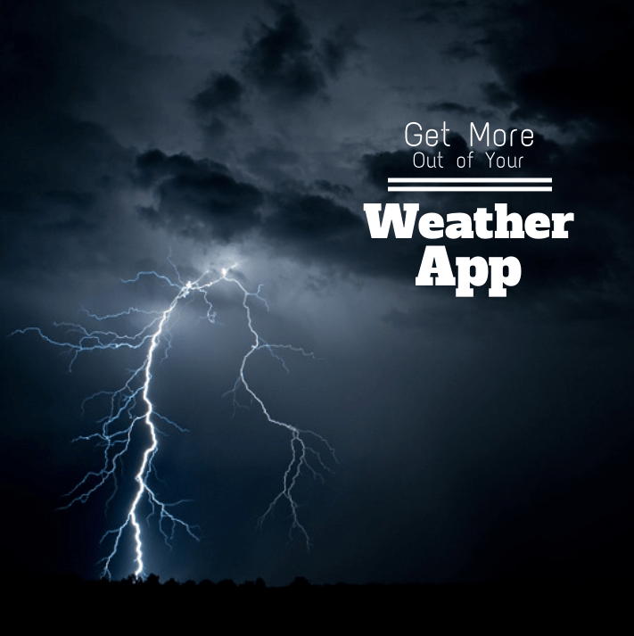 Get More Out of Your Weather Apps - Quicken Loans Zing Blog