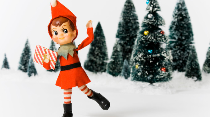 The Trouble With Elf On The Shelf