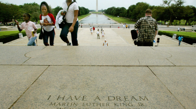 Dr. Martin Luther King, Jr. – My Son's Hero.