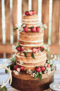 Naked Cake - Quicken Loans Zing Blog
