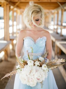 pastel wedding dress - Quicken Loans Zing Blog