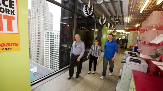 Quicken Loans Named One Of The Nation's Best Companies For Internships