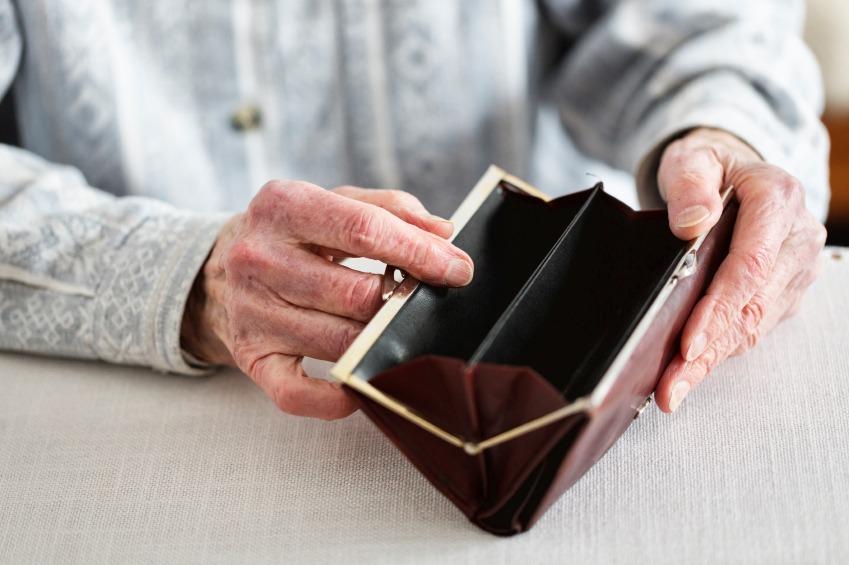 senior wallet