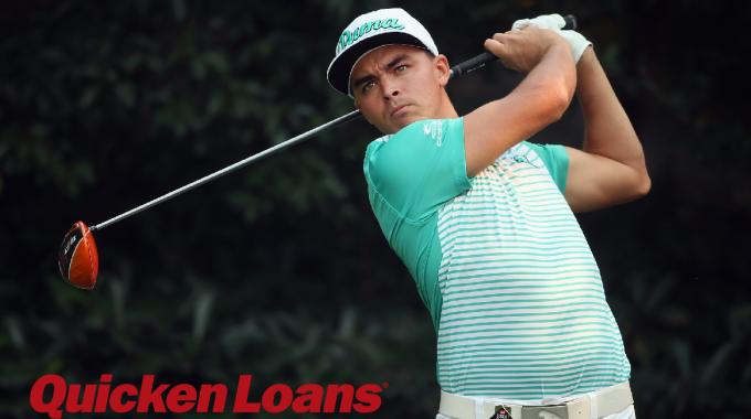 Rickie Fowler And Quicken Loans: The Perfect Combination