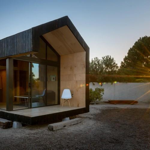 Cinderbox Dwelling