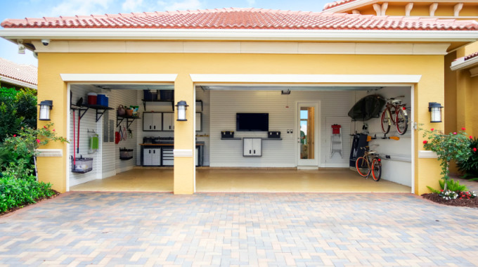 Five Steps To Transforming Your Garage On A Budget