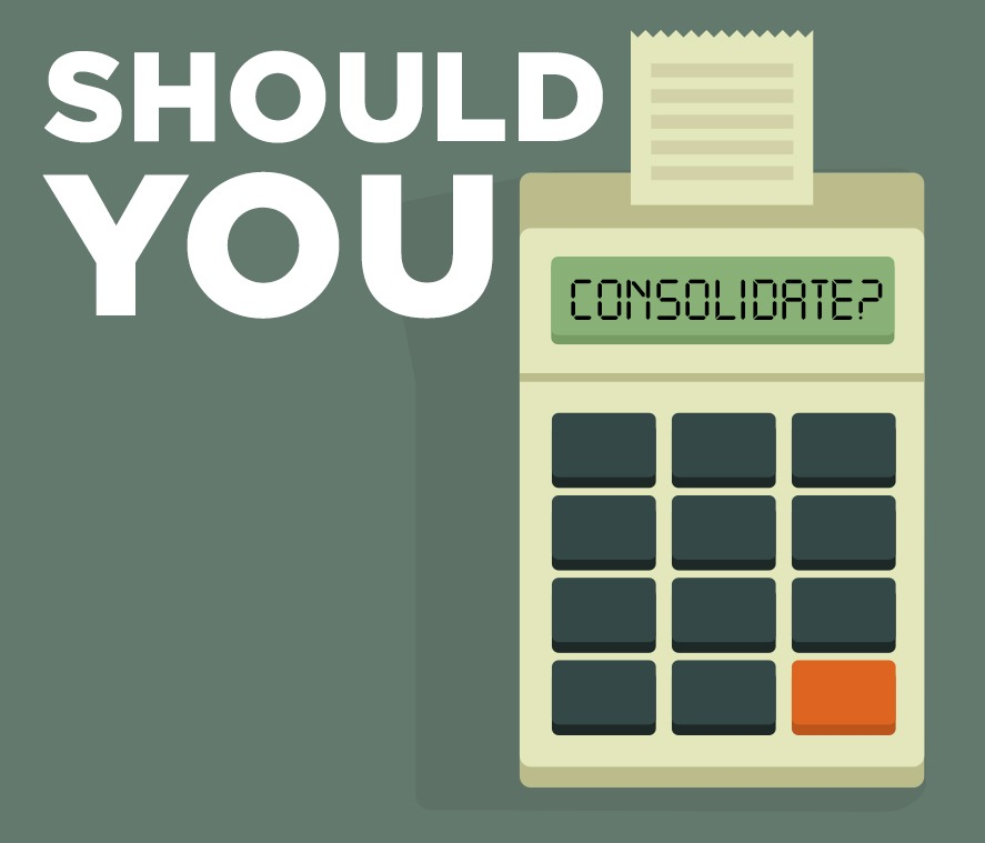 Is Debt Consolidation Right for You? - ZING Blog by Quicken Loans | ZING Blog by Quicken Loans