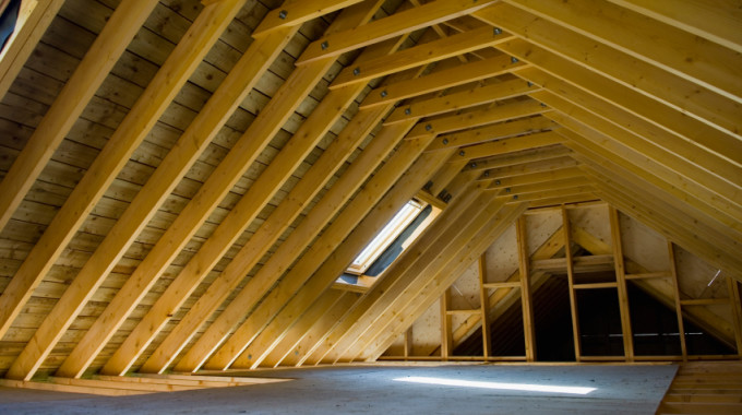 How To Vent Your Attic When You Have No Eaves Or Shallow Soffits