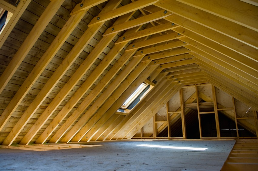 Venting Your Attic Without Eaves Or Shallow Soffits