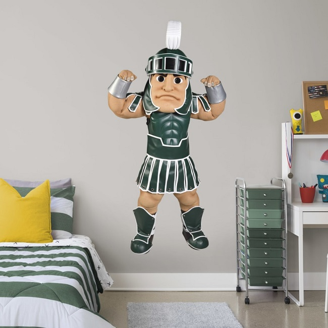 Sparty Fathead
