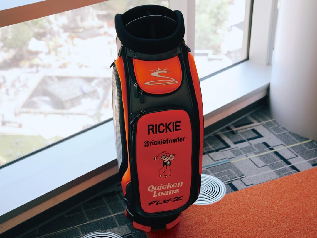 Rickie Fowler Golf Bag
