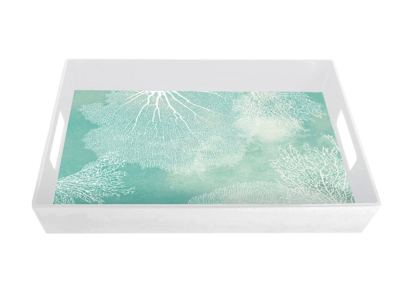 ocean tray for bathroom