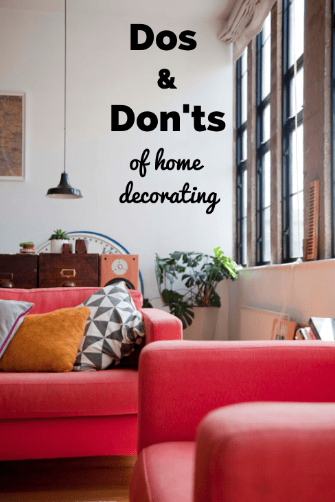 The Dos and Don'ts of Home Decorating - The Quicken Loans Zing Blog