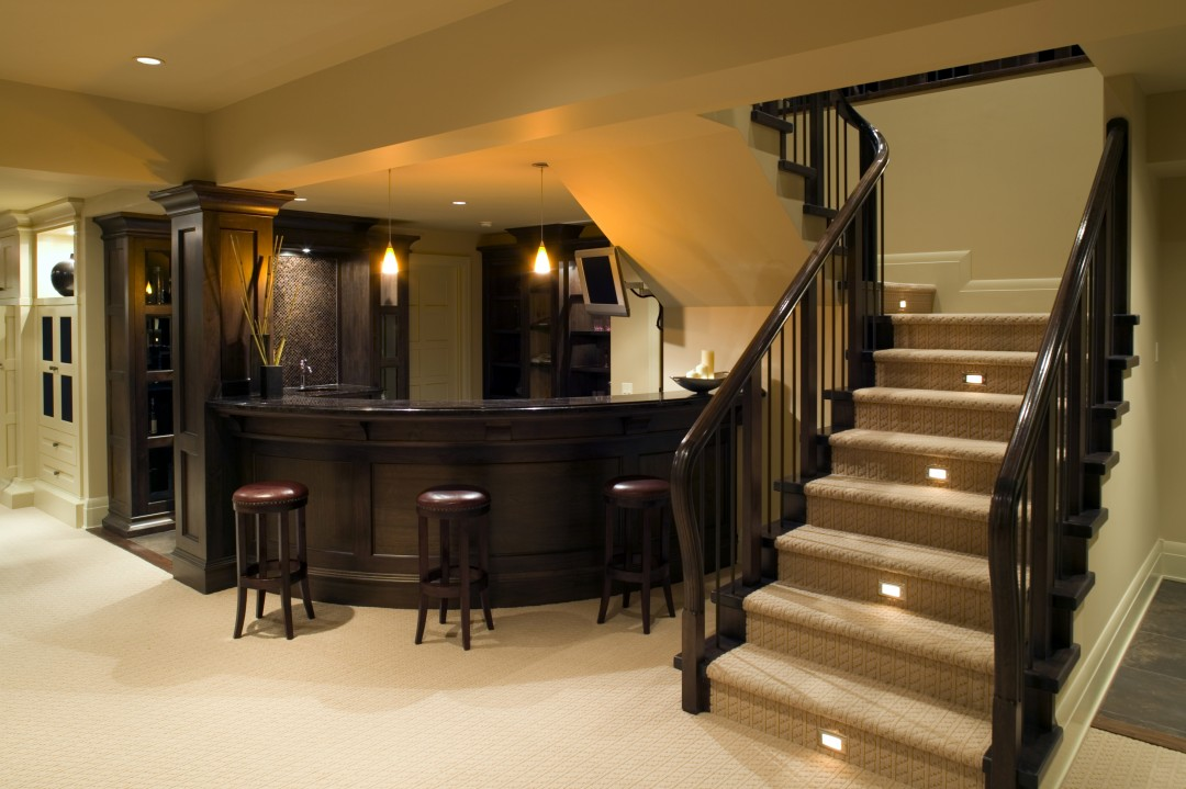remodel and renovate your basement possibilities below