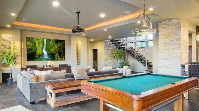 Remodel And Renovate Your Basement: Possibilities Below The Surface