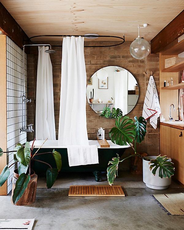 spa bathroom OneKingsLane.com