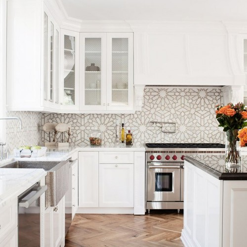 Modern Kitchen Backsplash 2015: Top Kitchen Renovation Trends - ZING Blog By Quicken Loans