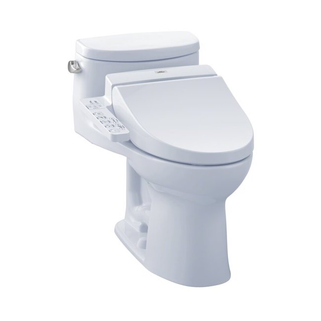 Combination toilet bidet product image