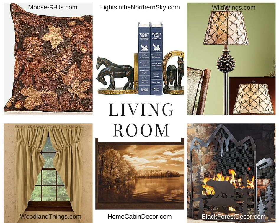 Wildlife Decorating Ideas Cabin Décor Ideas Inspirednature And Wildlife  Zing Blog.