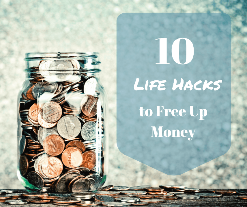 10 Life Hacks to Help You Free Up Money - Quicken Loans Zing Blog