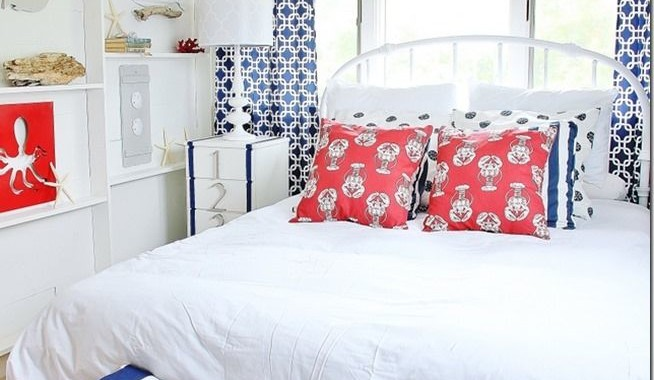 Add Some Summer To Your Space With Nautical Décor