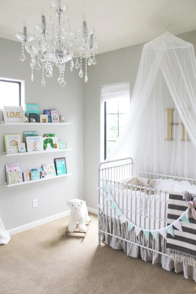 6 Nursery Design Ideas For The Trendy Family Zing Blog