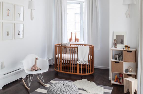 6 Nursery Design Ideas For The Trendy Family
