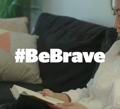 #BeBrave(FeiFei)