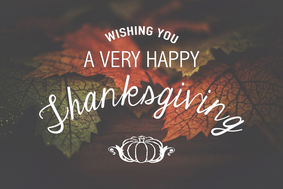 Happy Thanksgiving From the Zing Blog to You - Quicken Loans Zing Blog