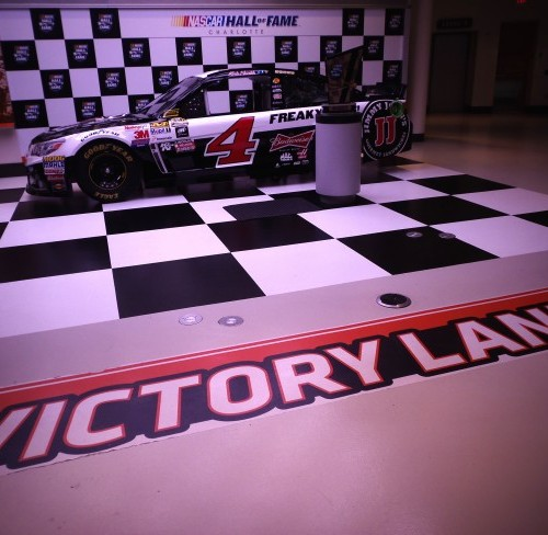 NASCAR Hall Of Fame – Quicken Loans Zing Blog