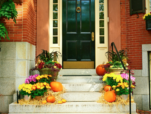 Trim Your Home With These Thanksgiving Décor Ideas