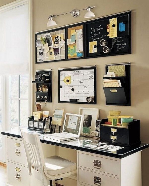 office organization - Design Your Home Office