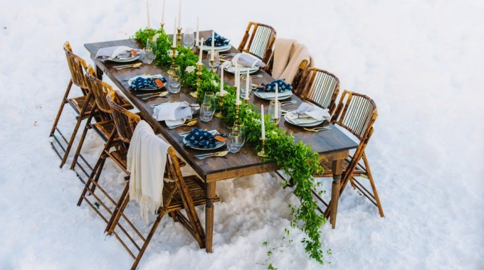 Eight Ideas For A Winter Wedding