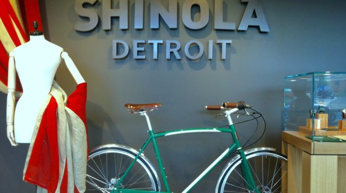 Shinola: Bikes In The Motor City