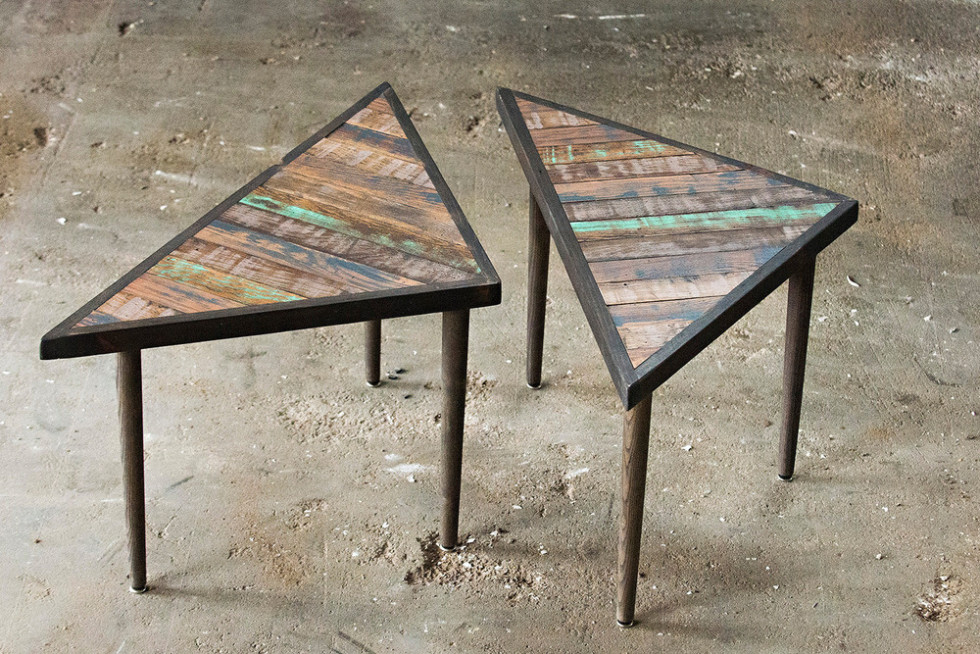 Mutual Adoration Transforms Old Materials into New Furnishings - Quicken Loans Zing Blog