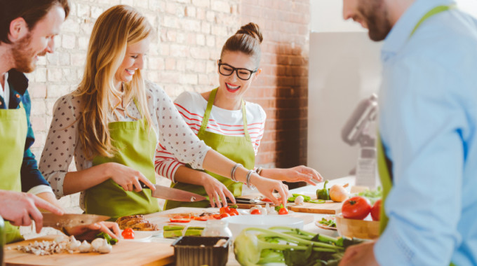 Meal-Planning Parties For Busy People