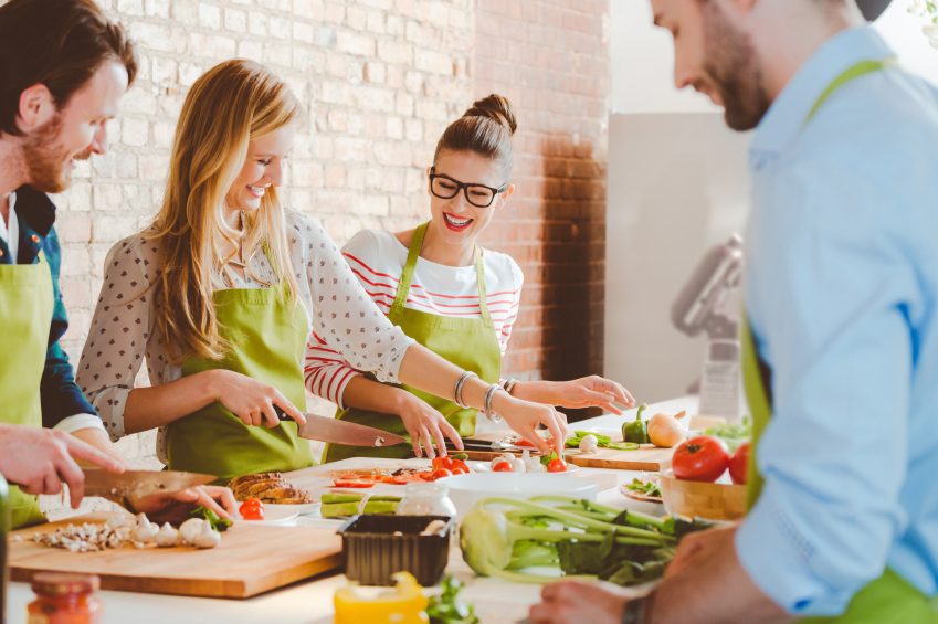 Meal planning parties for busy people zing blog by quicken loans zing blog by quicken loans - Cours de cuisine cook and go ...