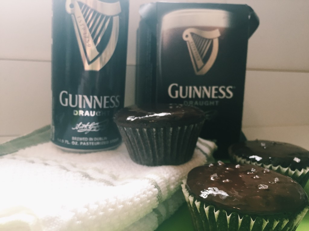 Guinness Chocolate Cupcakes for St. Patrick's Day - Quicken Loans Zing Blog