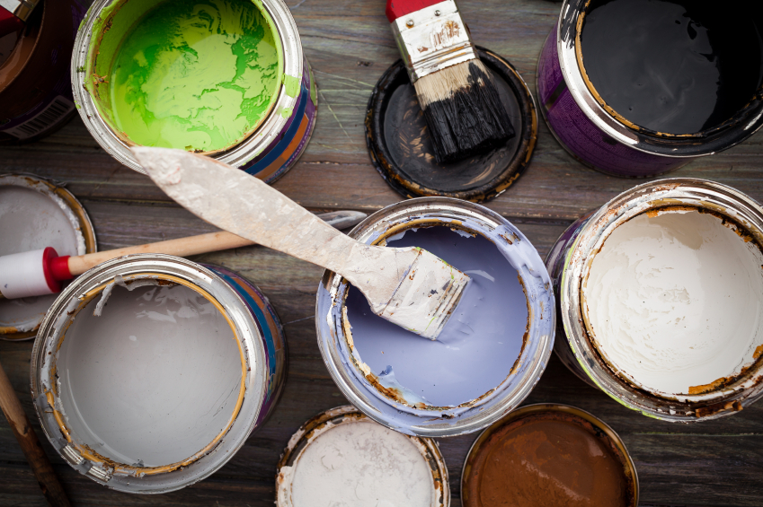 5 Things to Do with Your Leftover Paint - Quicken Loans Zing Blog
