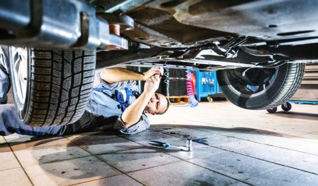 Cutting Down That Car Repair Bill