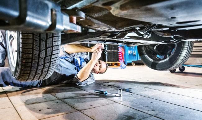 Car Mechanic - Quicken Loans Zing Blog