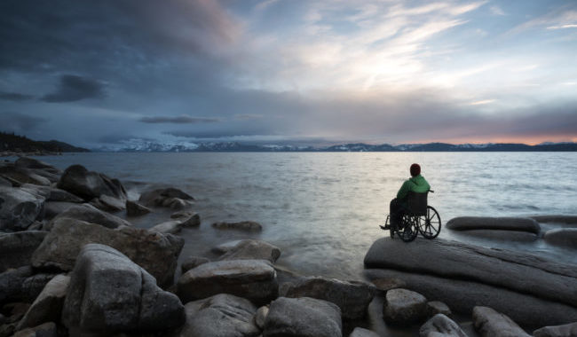 Wheels Up: Traveling With A Physical Disability
