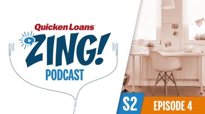 Zing Podcast: Turning Your Home Into Your Office Space