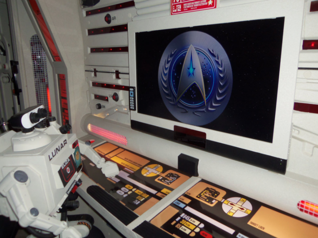 Home Designs Influenced by \'Star Trek\' - ZING Blog by Quicken ...