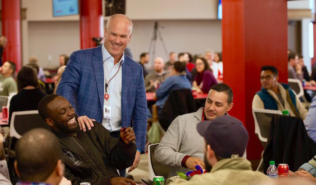 Quicken Loans Honors Its Military Service Members At Veterans Day Luncheon