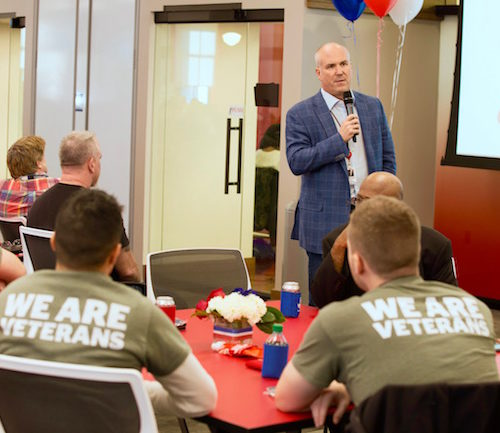 Quicken Loans Honors Its Military Service Members At Veterans Day Luncheon - Quicken Loans Zing Blog