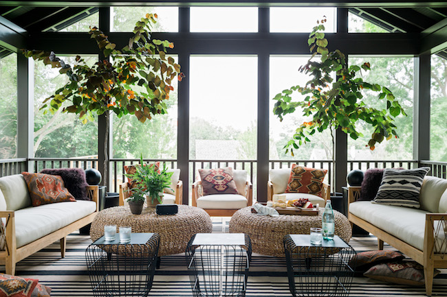 An Eye for Design: Brian Patrick Flynn's Take on HGTV's Urban Oasis® 2016 - Quicken Loans Zing Blog